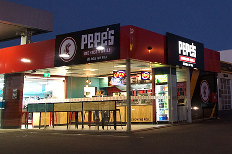 Pepe's Mexican Grill – Riccarton Rd